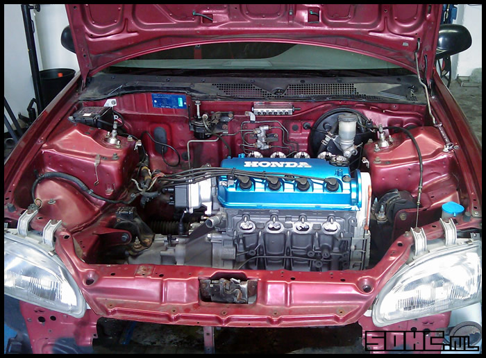 SOHC NL • Because more isn't always better